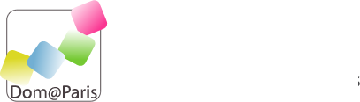 Logo domaparis light