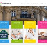 Nouveau site internet Domaparis