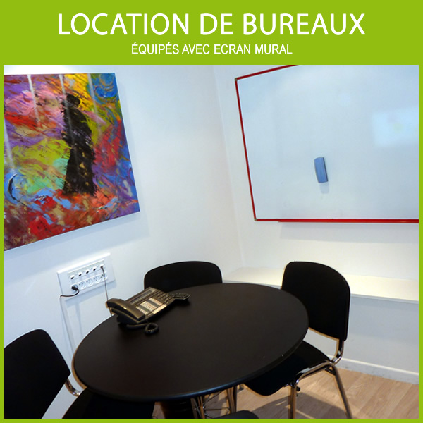 location de bureaux paris 17 service en ligne chez domaparis. Black Bedroom Furniture Sets. Home Design Ideas